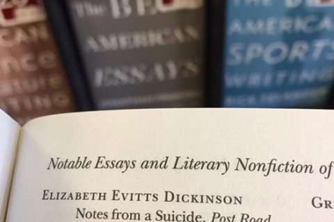 news events elizabeth evitts dickinson best american essays notable essay